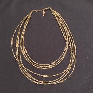 Jewelry - Gold Layered Necklace
